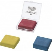 Gumka FABER CASTELL chlebowa mix kolor w etui FC127321